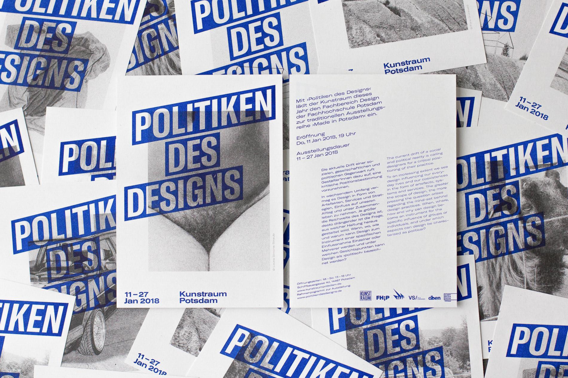 Politken des Designs
