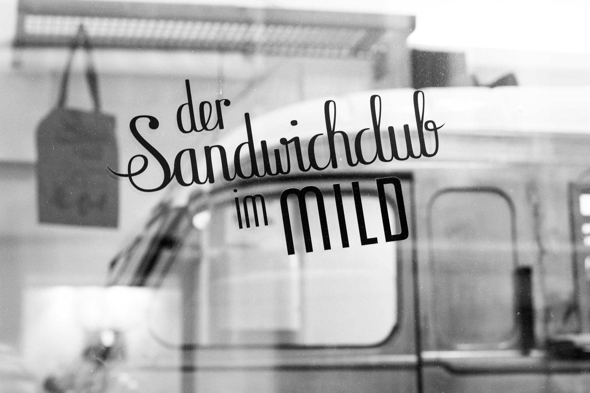 Sandwichclub im Mild